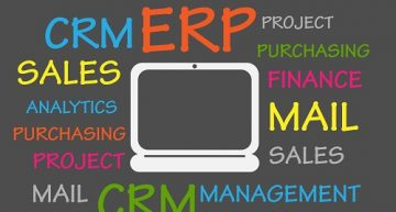 Specific ERP selection for manufacturers