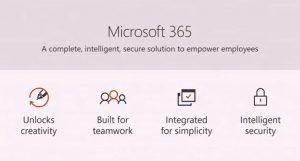 Microsoft365-4pillars